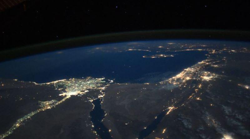 Орбитальная фотогалерея космонавта Сергея Рязанского