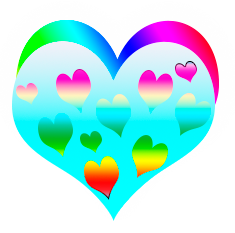 сердечко png, apipa.ru, красивое