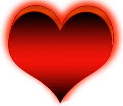сердечко png, apipa.ru, красное